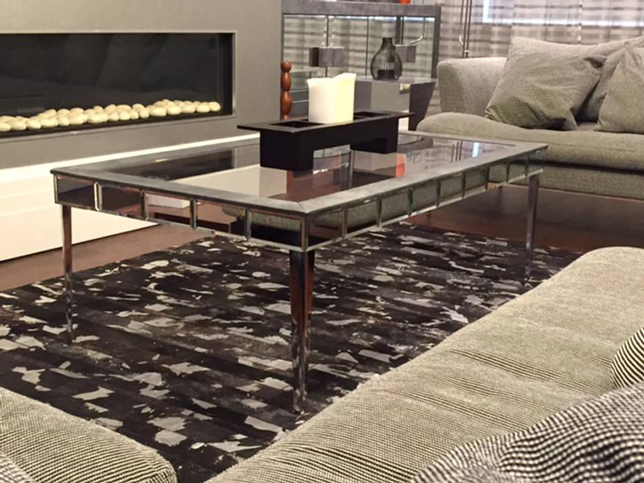 Furniture Modern living room by Rethink Interiors Ltd Modern