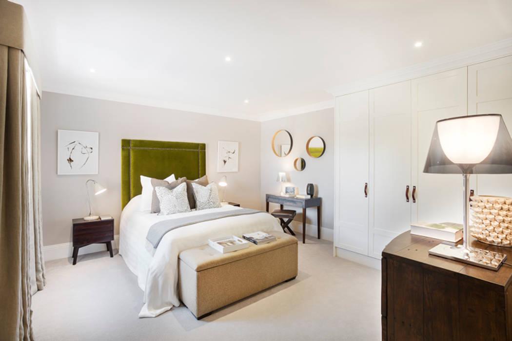 Bedroom 2 by Studio Hooton Сучасний