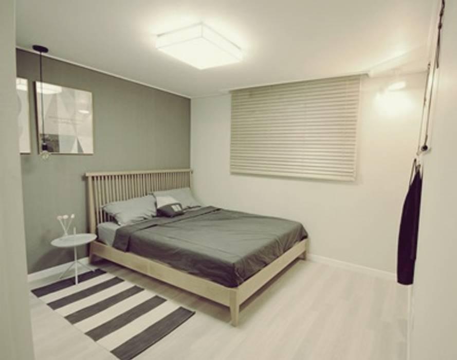 일산 홈스타일링 (Ilsan homestyling) homelatte Modern style bedroom