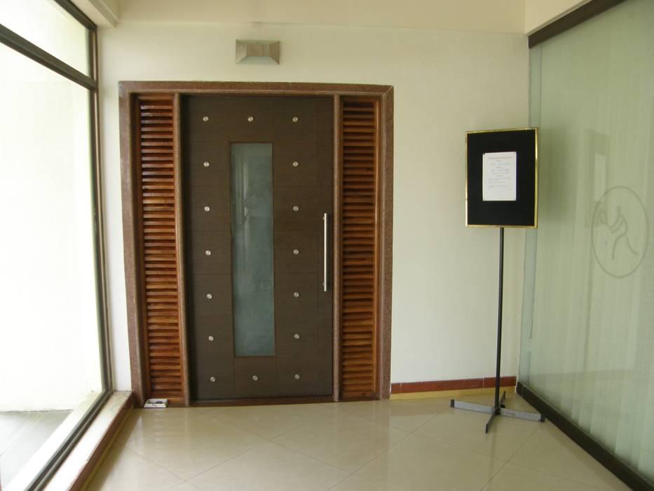 Gujarat Guardian limited Modern Windows and Doors by IMAGE N SHAPE Modern