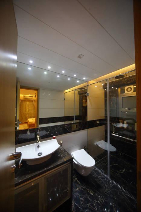 Samrath Paradise Modern bathroom by IMAGE N SHAPE Modern