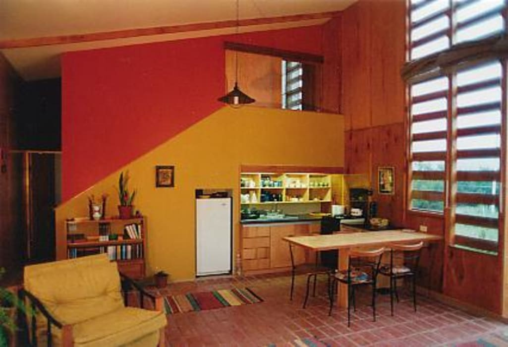 Casa Montealegre by pacific architecture chile Сучасний