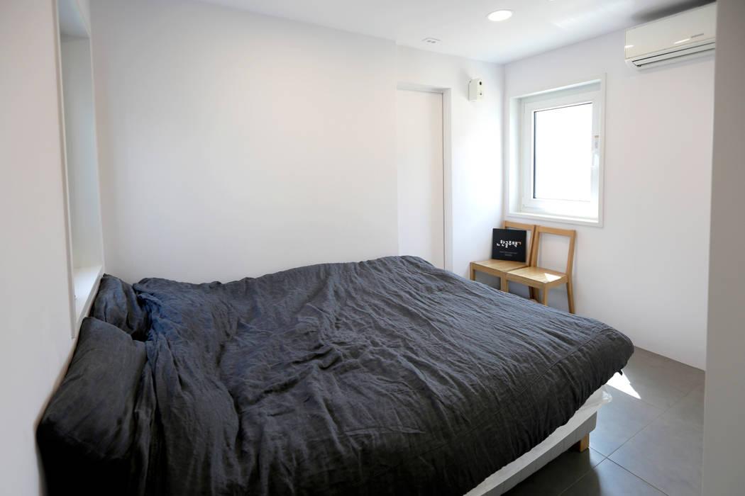 한글주택(주) Chambre moderne