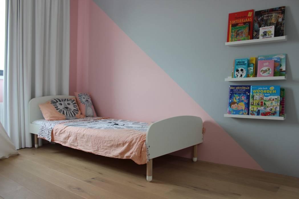 R&E:  Slaapkamer door MEL design_