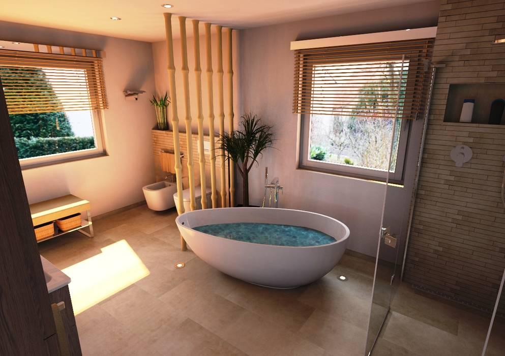 wellness-oase für zu hause: badezimmer von bad campioni, | homify