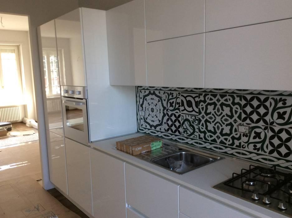 Case private cucina in stile in stile mediterraneo di cear