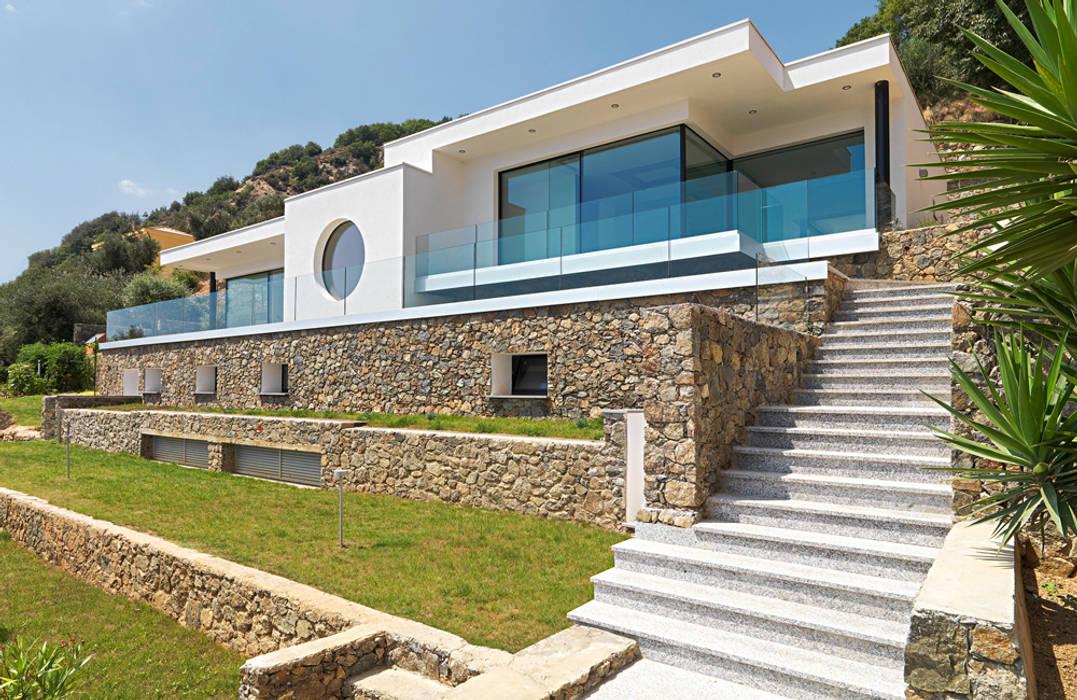 Minimalist houses by Barra&Barra Srl Minimalist