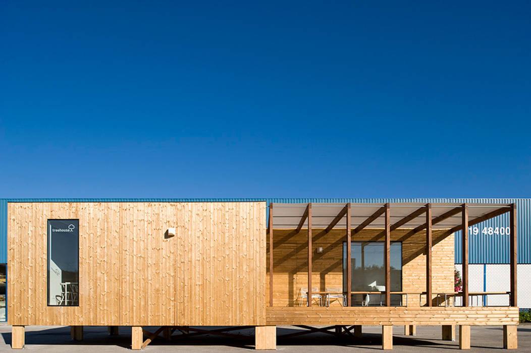 Minimalist houses by Jular Madeiras Minimalist Wood Wood effect