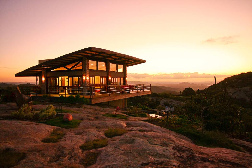 บ้านและที่อยู่อาศัย โดย Duo Arquitetura,