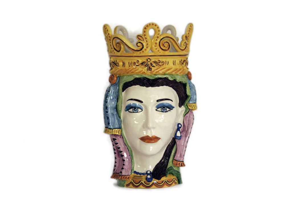 CEAR Ceramiche Azzaro & Romano Srl ArtworkOther artistic objects Ceramic Multicolored