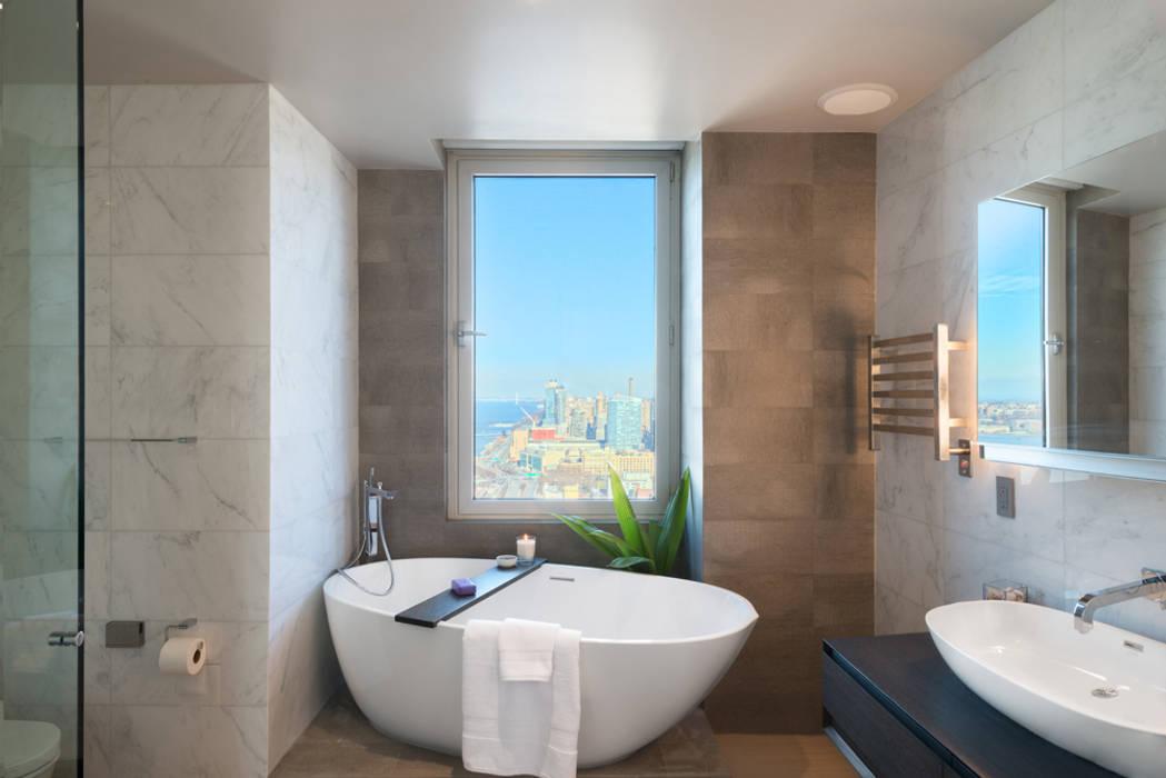 Andrew Mikhael Architect 浴室