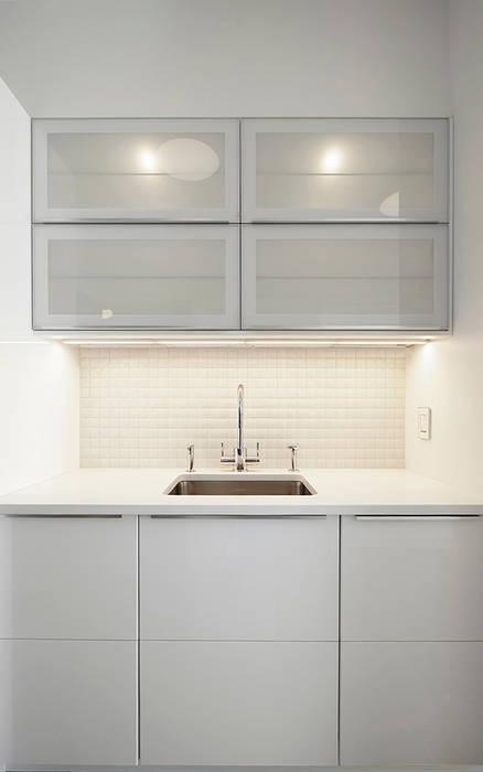 Andrew Mikhael Architect Dapur Minimalis White