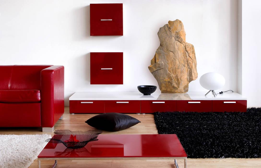 Modern Living Room by ALI-CURA Modern