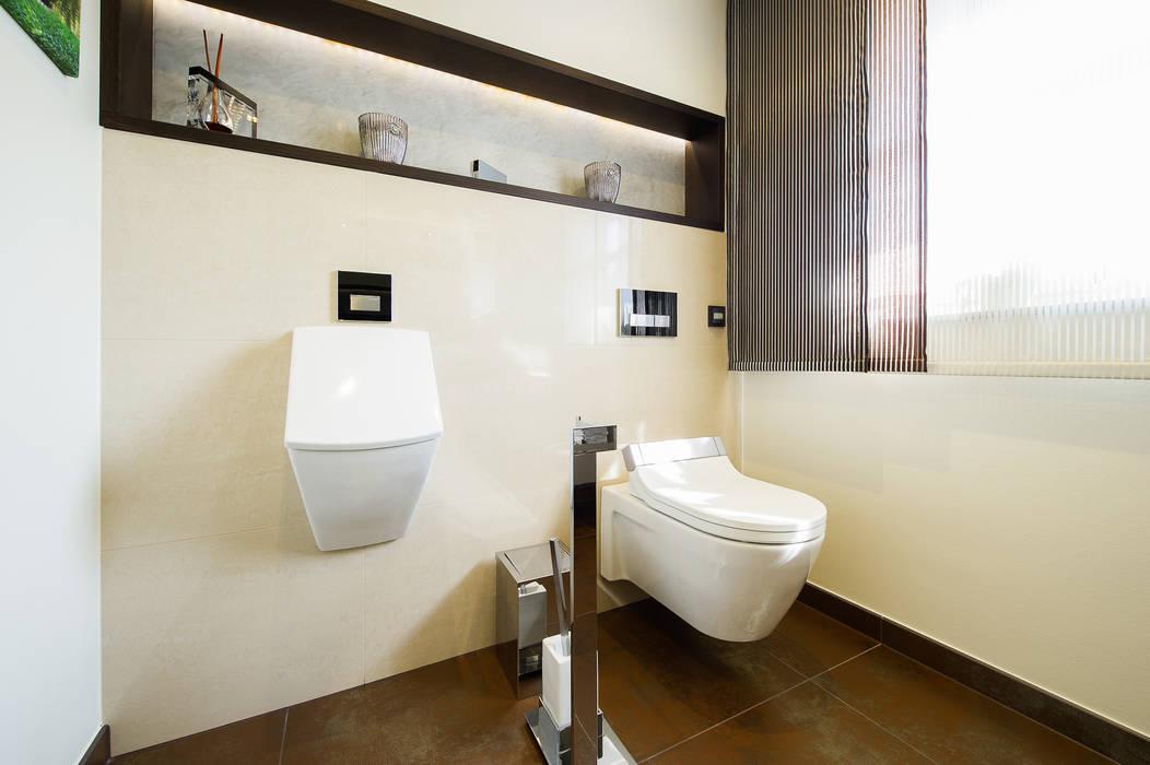 Sanieren und gestalten einer dhh, j.lübcke: badezimmer von ...