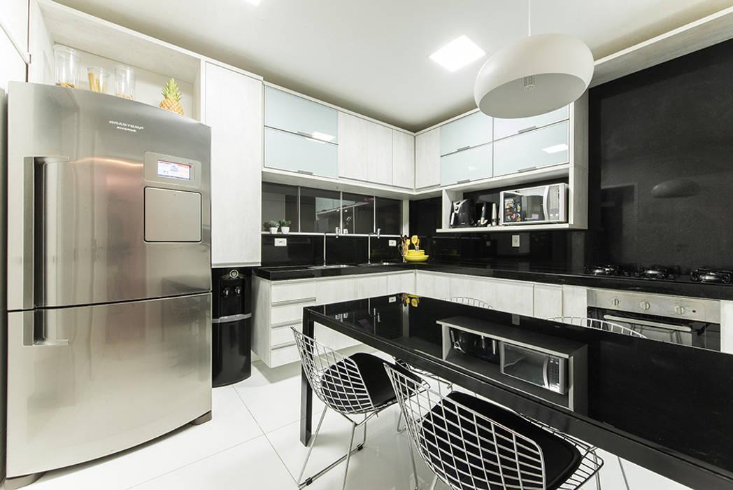 Duo Arquitetura ห้องครัว