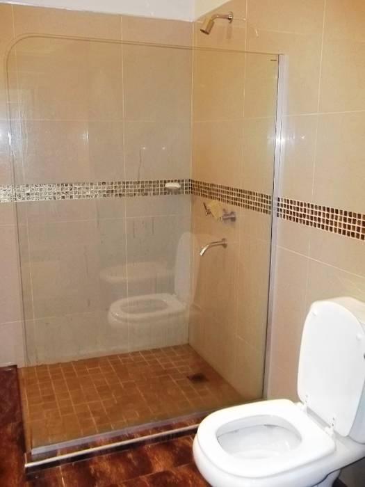 Baño: Baños de estilo  por Liliana almada Propiedades
