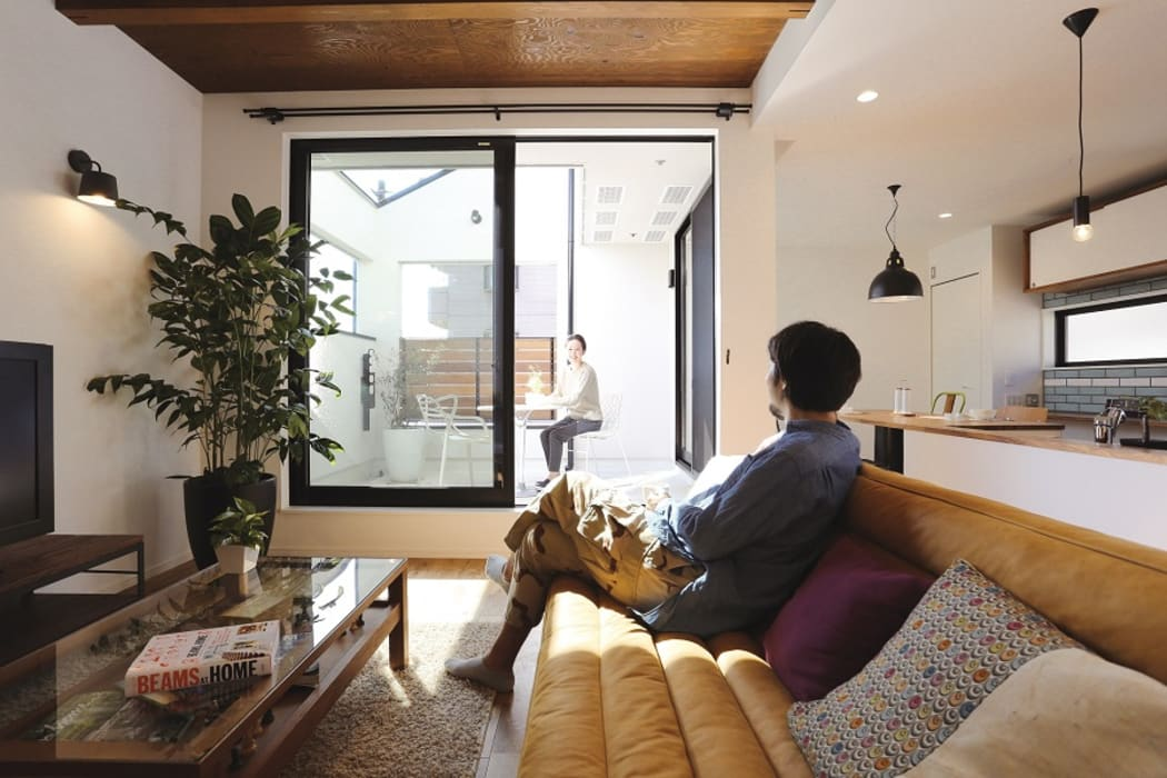 85inc. Living room