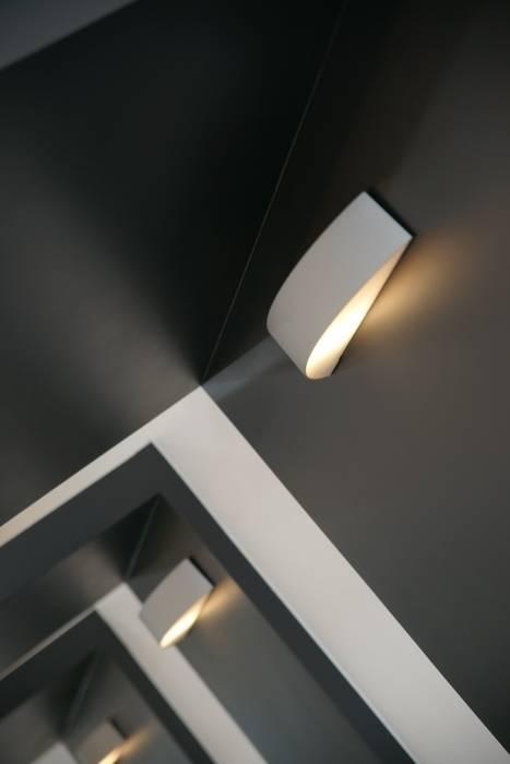 대구 병원 인테리어 리모델링: inark [인아크 건축 설계 디자인]의  거실,