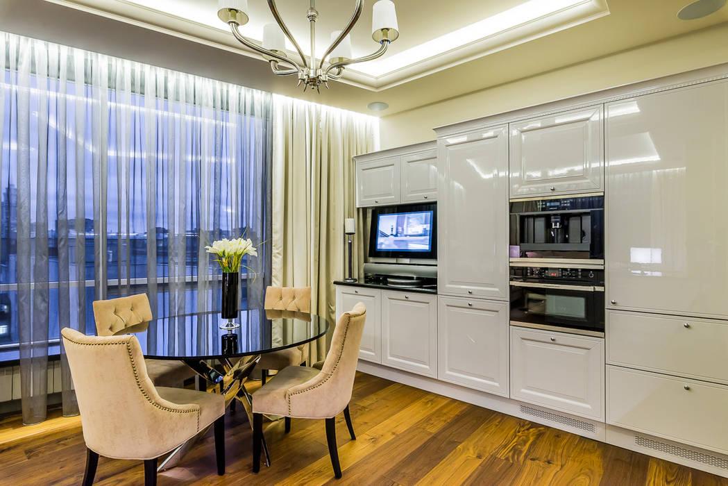 Cuisine originale par Tony House Interior Design & Decoration Éclectique
