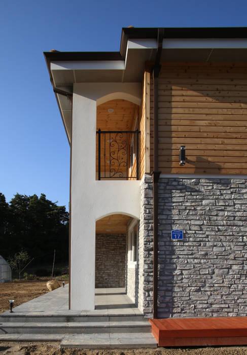 유천동 (Youcheondong) Maisons modernes par HOUSE & BUILDER Moderne