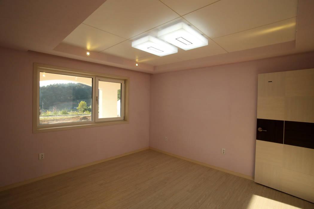 유천동 (Youcheondong) Chambre moderne par HOUSE & BUILDER Moderne