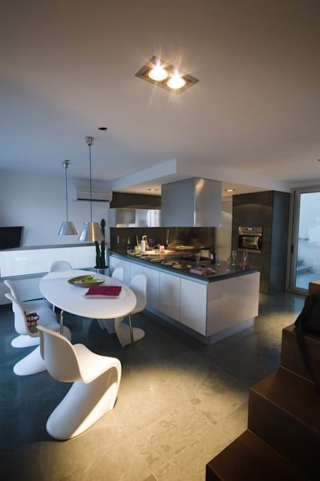 Kitchen by Ceres A+D, Modern Slate
