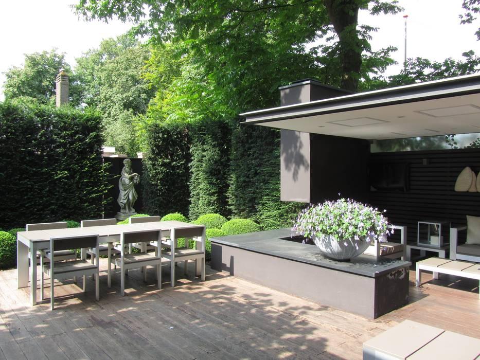 buitenloft Moderne balkons, veranda's en terrassen van Arend Groenewegen Architect BNA Modern
