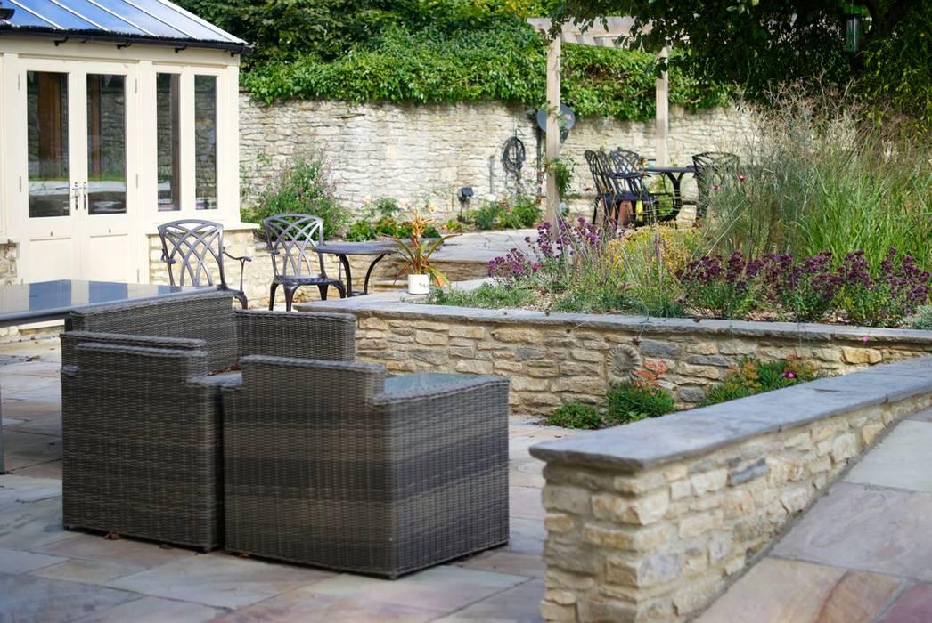 Rural Garden de Eaglestone Landscape Design