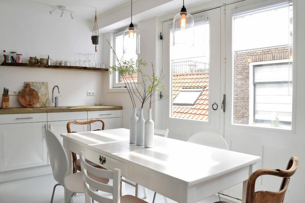 Industriale Küchen von Atelier09 Industrial