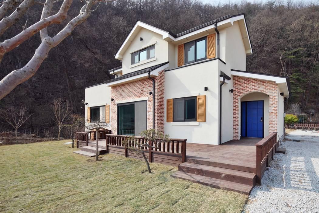 Дома в . Автор – 윤성하우징, Кантри