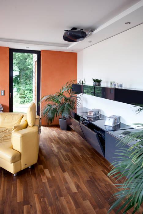 Klaus Geyer Elektrotechnik Modern Living Room