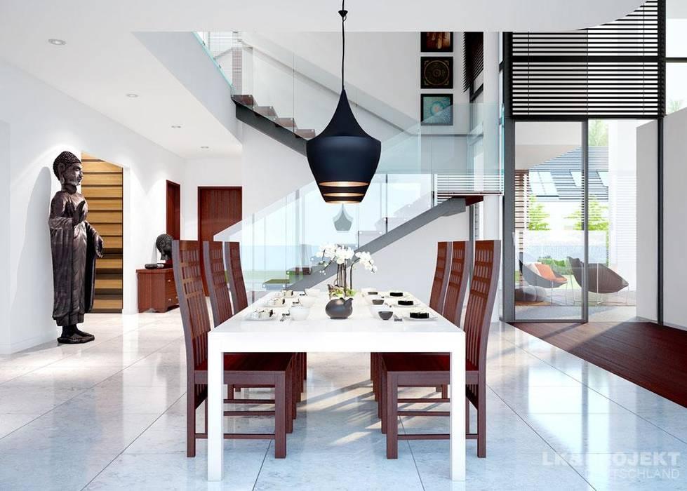 Dining room by LK&Projekt GmbH, Modern