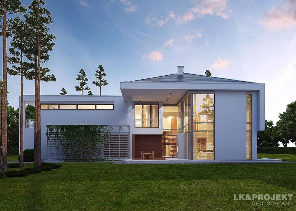 LK&Projekt GmbH 現代房屋設計點子、靈感 & 圖片