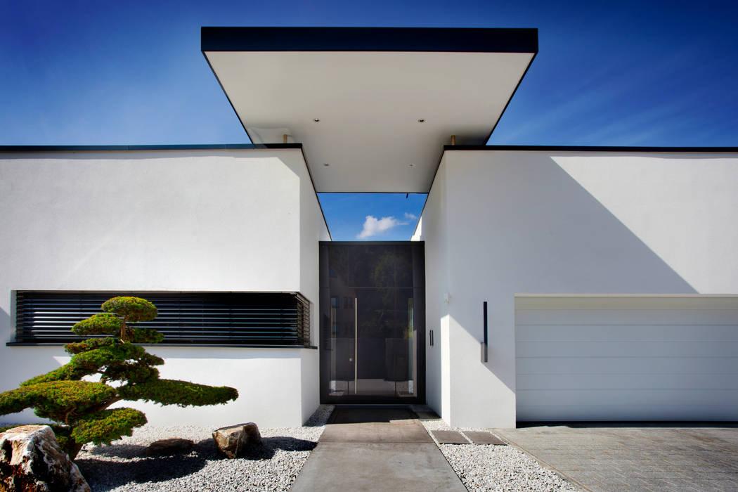 Eingangsberreich Asiatische Häuser von Klaus Geyer Elektrotechnik Asiatisch