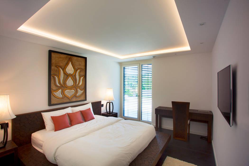 Indirekte beleuchtung asiatische schlafzimmer von klaus ...