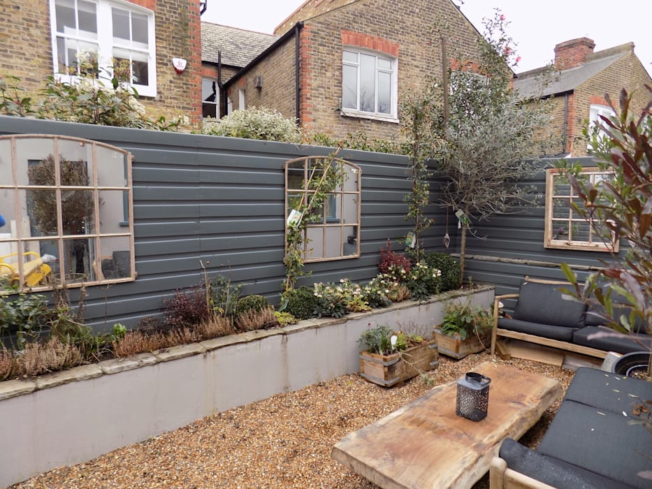 Garden by homify, Eclectic