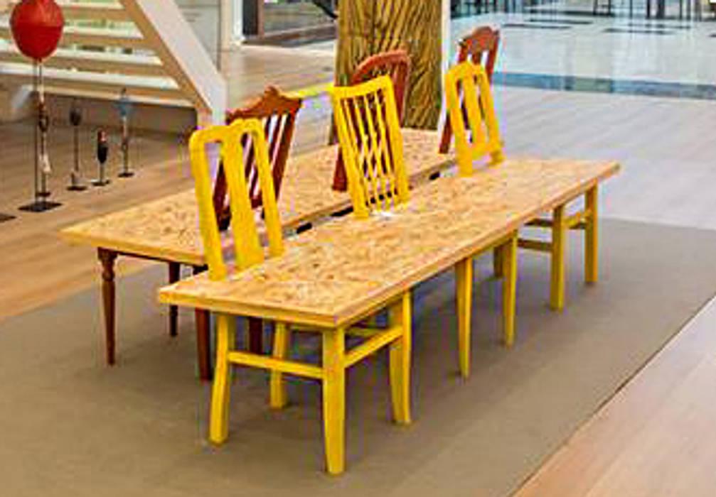 The Feeting Room - Arrábida shopping:  industrial por Daniel Antunes,Industrial Derivados de madeira Transparente