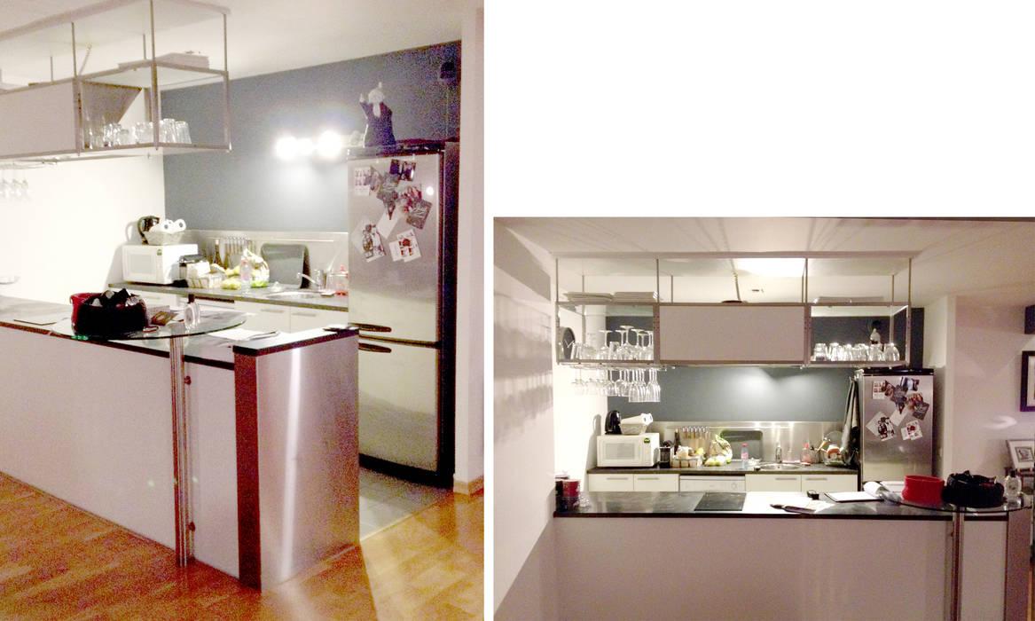 cuisine scandinave : de style par boddaert interieur   homify