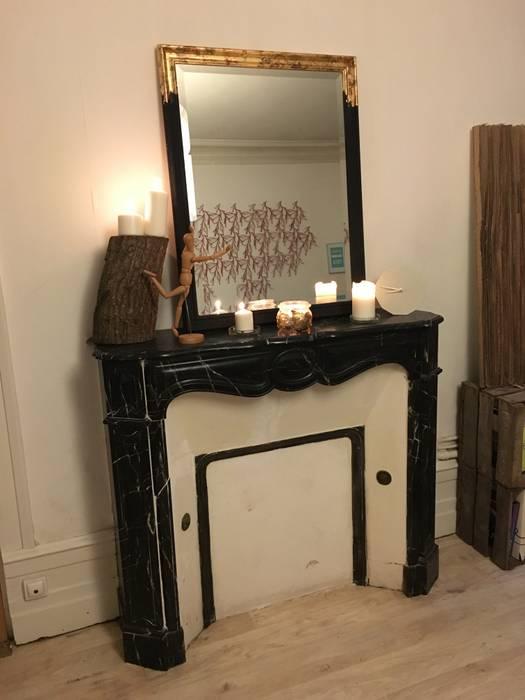 Miroir DIY par Alexa Cavellec Moderne