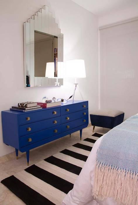 Rayas BN: Paredes y pisos de estilo  por Elementos Argentinos