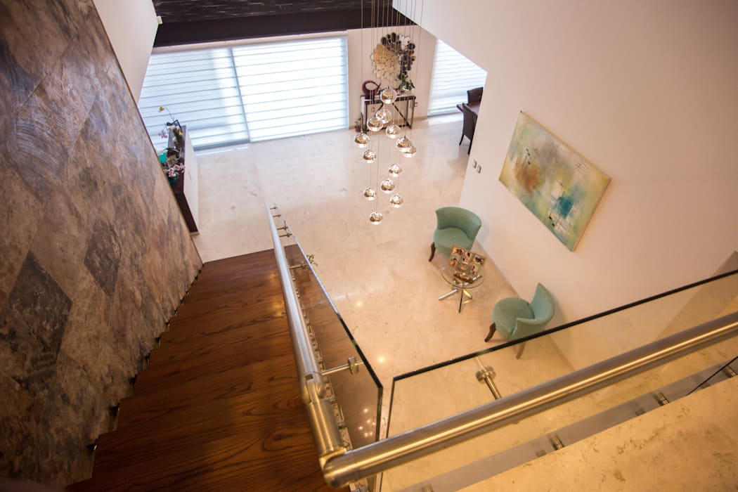 Casas de estilo  por AParquitectos, Moderno