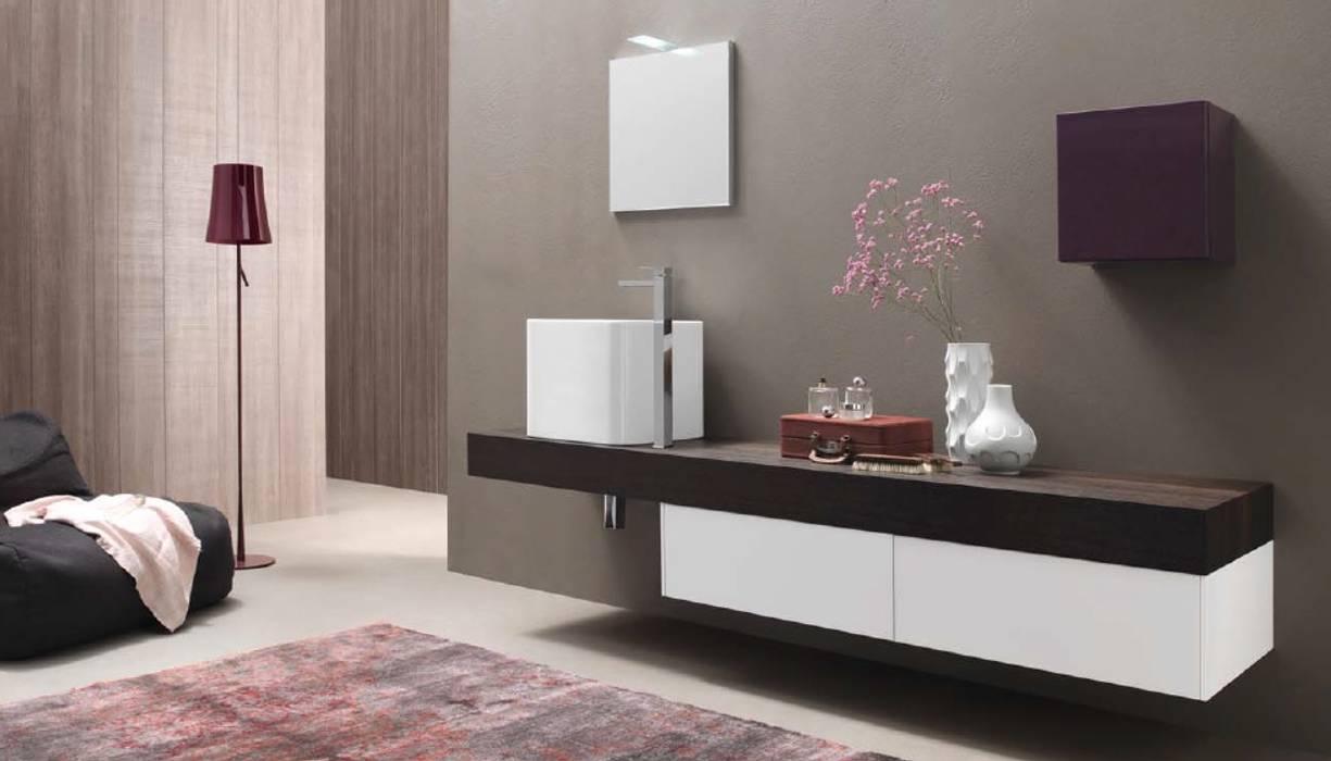 Badezimmermobel Waschtischlosungen Badezimmer Von Bad Campioni