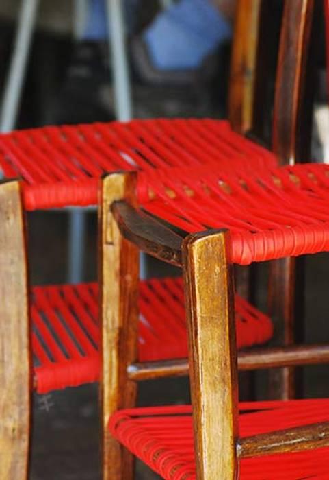 *DETTAGLI*: Sala da pranzo in stile in stile Eclettico di Le 18:00
