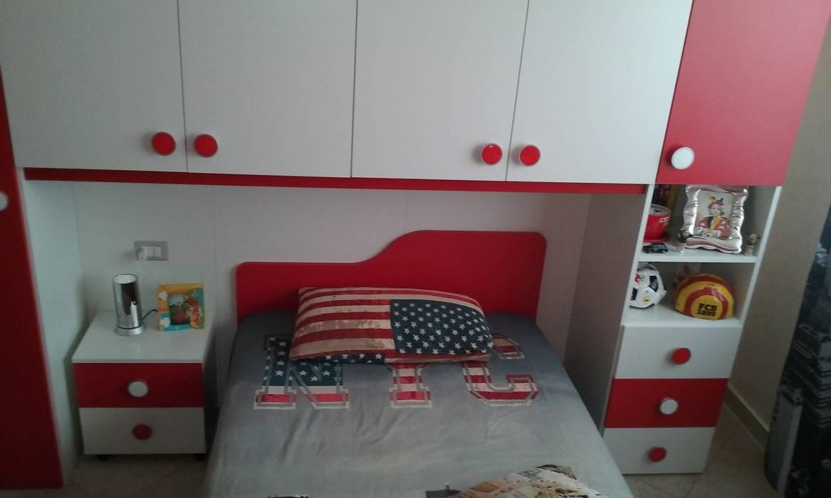 Camera da letto rossa casa vacanze con camere da letto chianti best house parete rossa - Camera da letto rossa e bianca ...