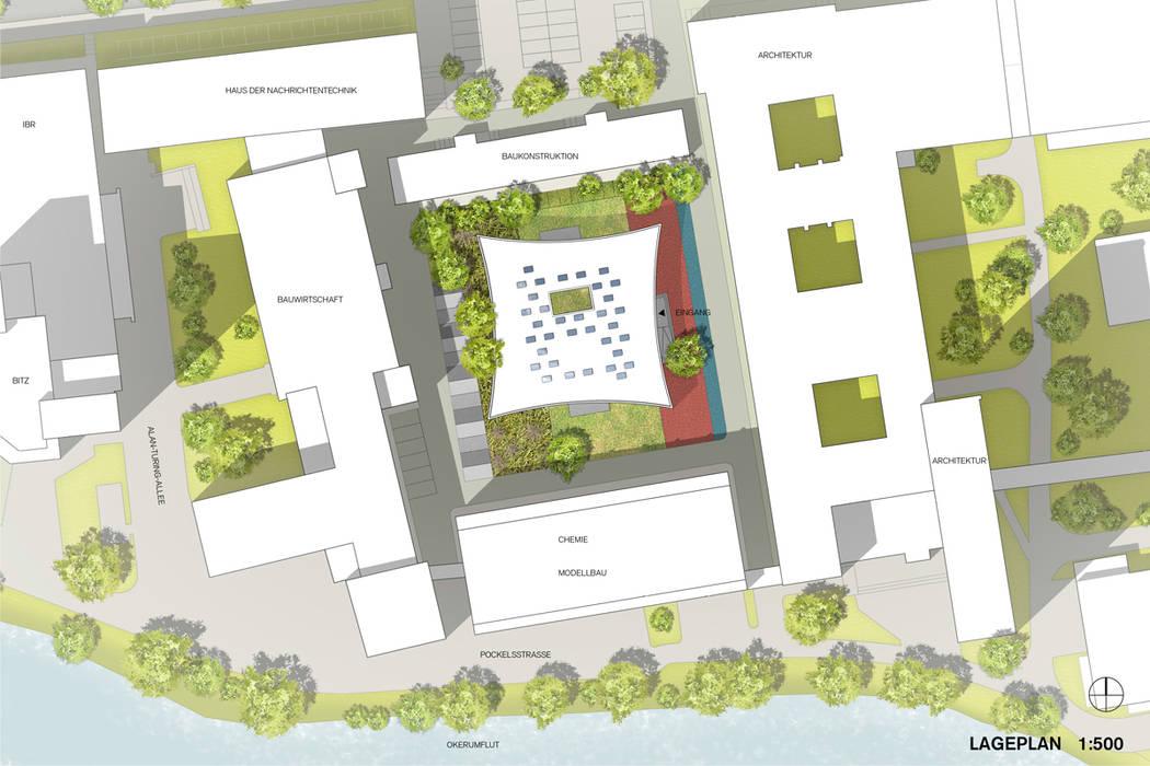 Städtebau Architektur