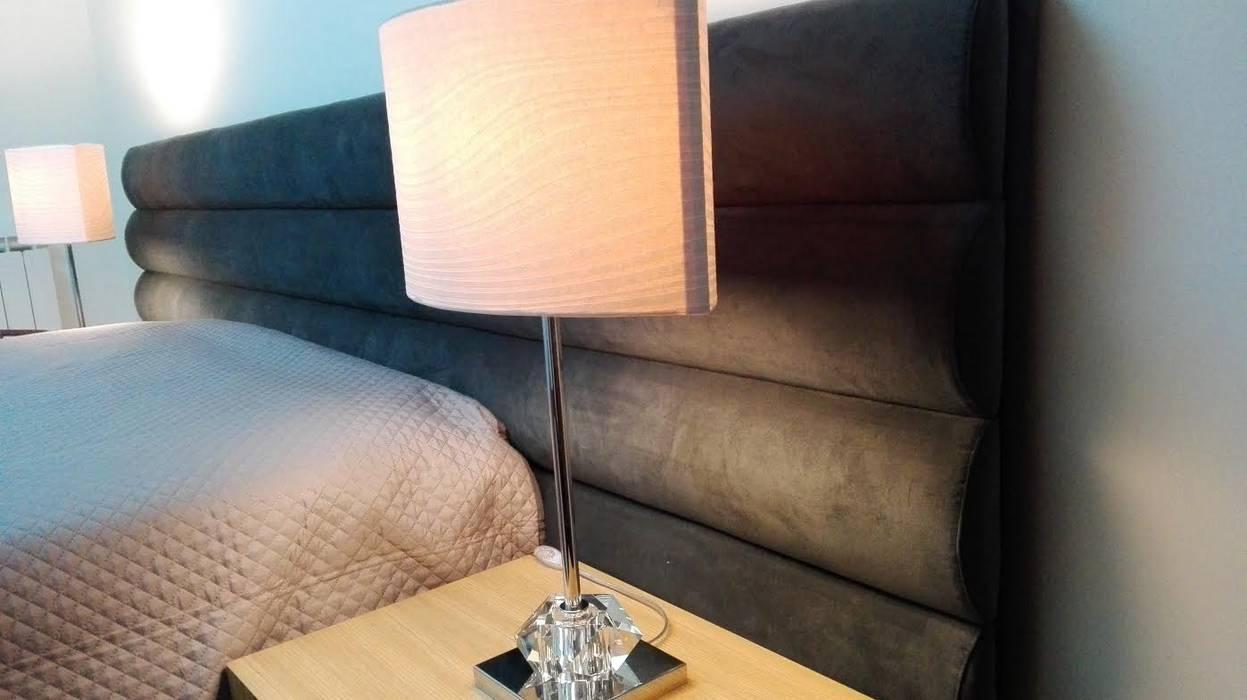 Conforto e Individualidade : Quartos  por Favos Comércio de móveis e artigos para decoração lda.