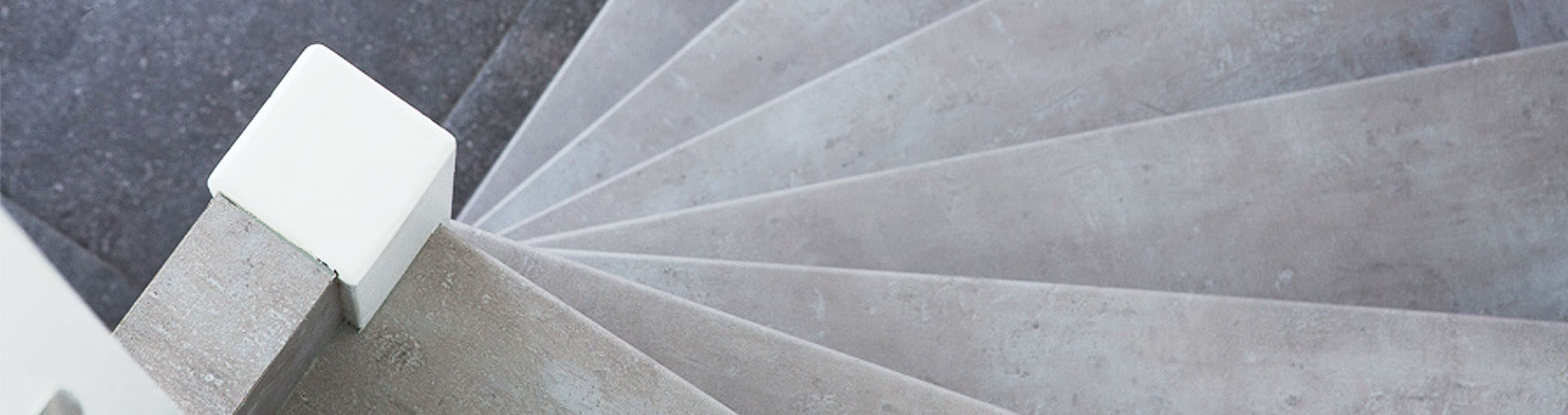 Traprenovaties Industriële gangen, hallen & trappenhuizen van Stairz Industrieel Beton