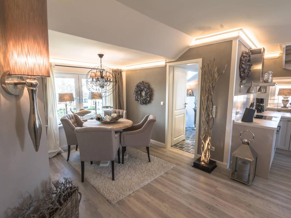 Ferienwohnung HOME Suites Scharbeutz Landhaus Hotels von HOME Einrichtung & Lifestyle Landhaus