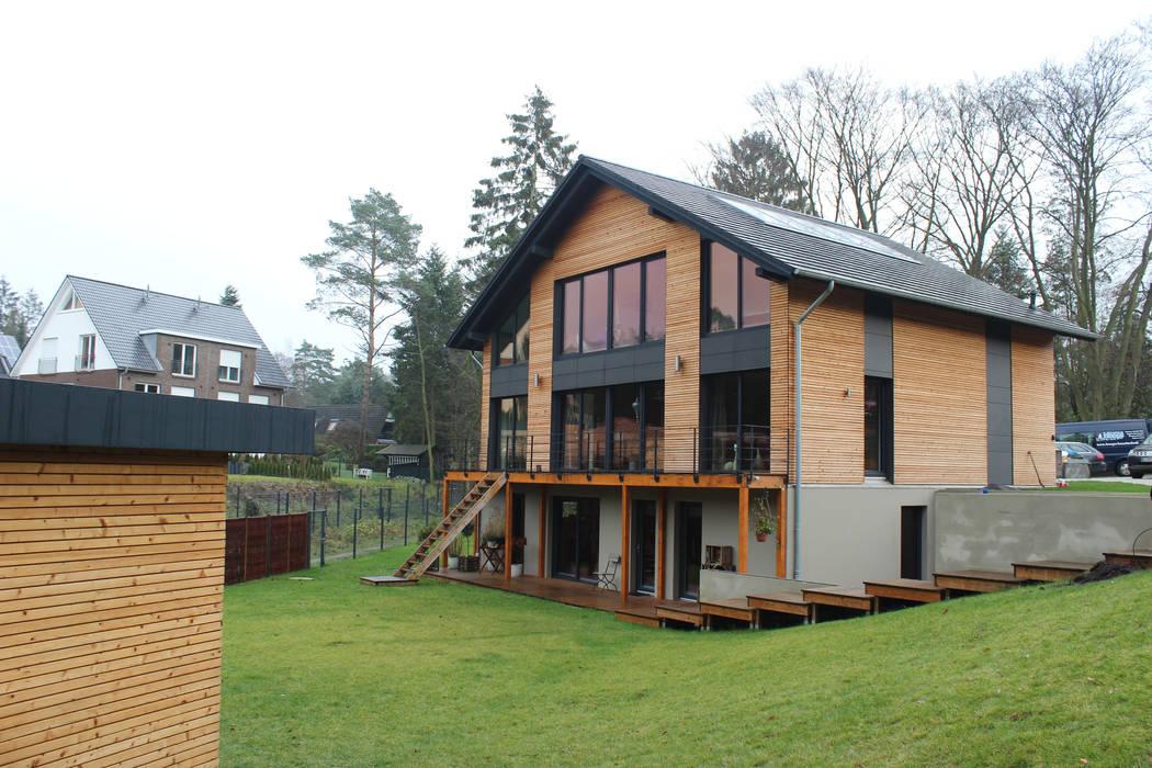 Дома в . Автор – GRID architektur + design