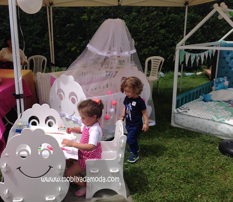 MOBİLYADA MODA Nursery/kid's roomDesks & chairs Wood White
